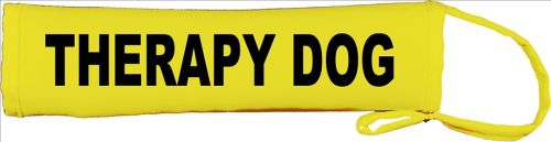 THERAPY DOG Lead Cover / Slip