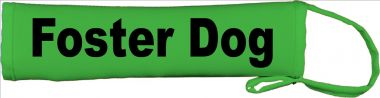 Foster Dog Leash Slip Cover