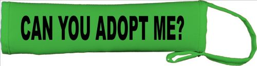 Can You Adopt Me? Lead Leash Slip Cover