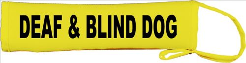 Deaf & Blind Dog Cover / Slip